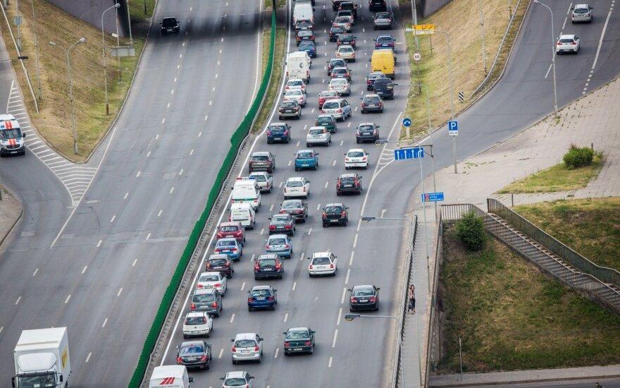 Некоторые города Литвы скептически относятся к ограничению движения дизельных автомобилей