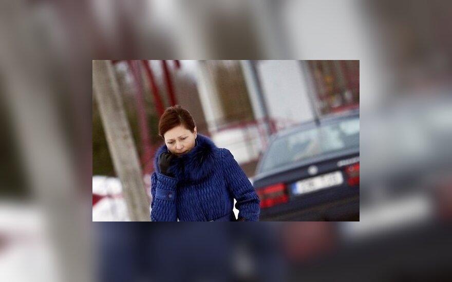 В Эстонии лишили гражданства жену осужденного за госизмену экс-сотрудника КаПо