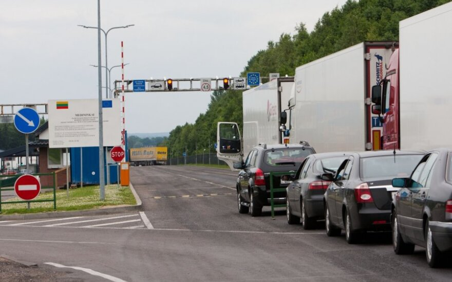 Украина предлагает Литве ввести безразрешительную систему автоперевозок