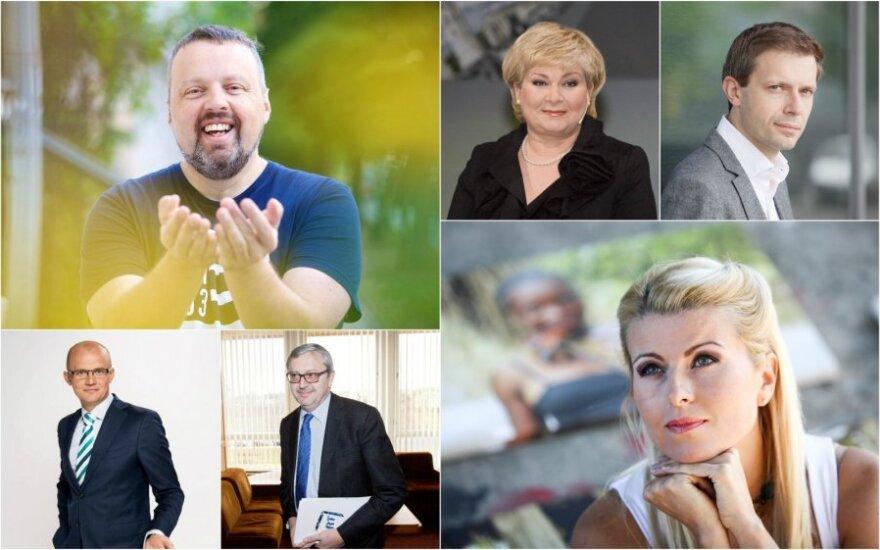 Самые влиятельные люди Литвы: представители СМИ