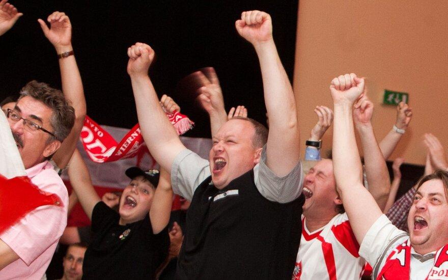 Mecze Polski na Euro 2016! W DKP w Wilnie na dużym ekranie! Zobacz jak to było w 2012!!!