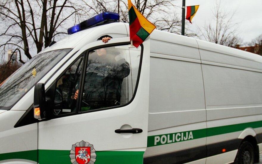 Выброшенные из кармана наркотики ветер принес к ногам полицейских