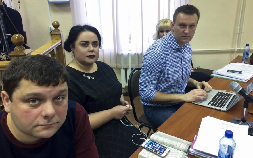 """Дело """"Кировлес-2"""": прокурор запросил для Навального пять лет условно"""