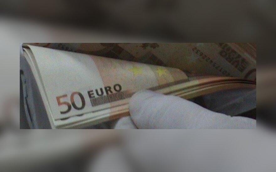 В Португалии изъята рекордная партия фальшивых евро