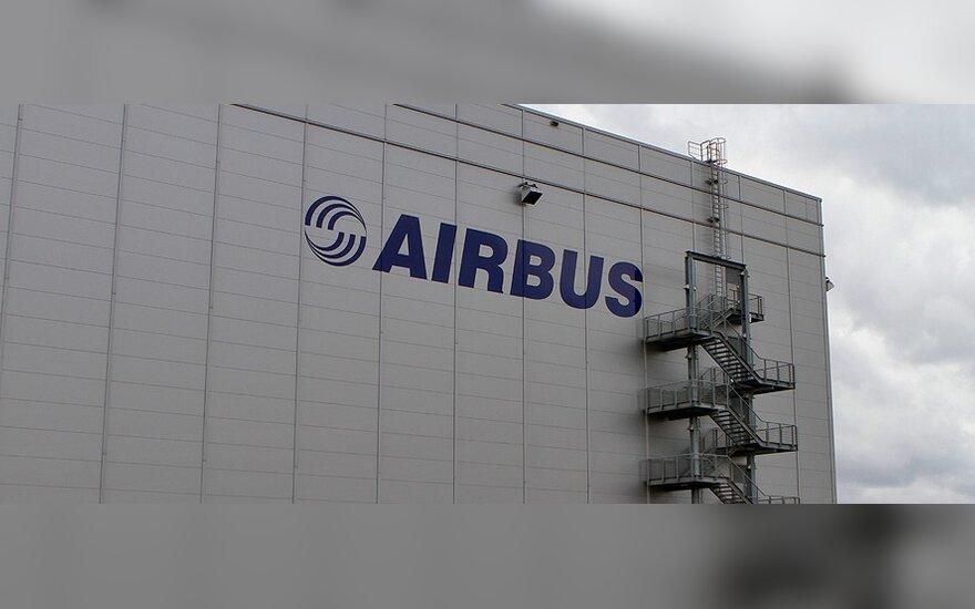 Airbus подает в суд из-за шпионского скандала