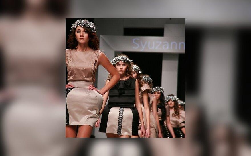 На Ukrainian Fashion Week засветились новые имена