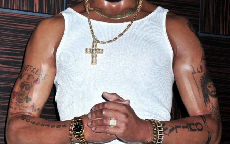 Tupac Shakur vaškinė figūra