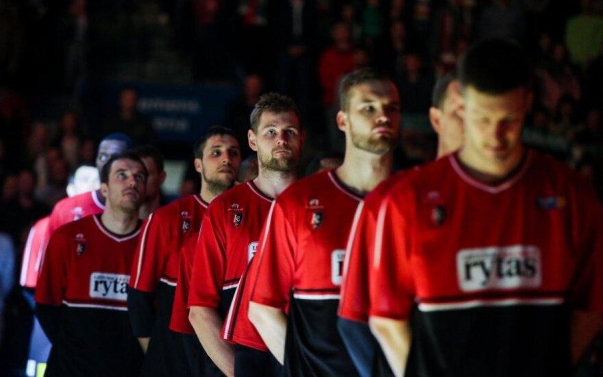 Lietuvos rytas отказался играть в ЕБЛ