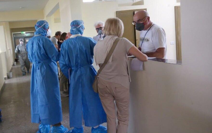 Коронавирус в Литве: новых случаев не выявлено, под наблюдение более 5 тысяч человек