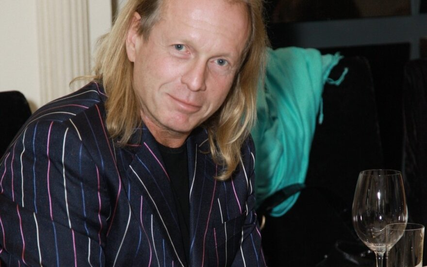 В России умер певец Крис Кельми: ему было 64 года