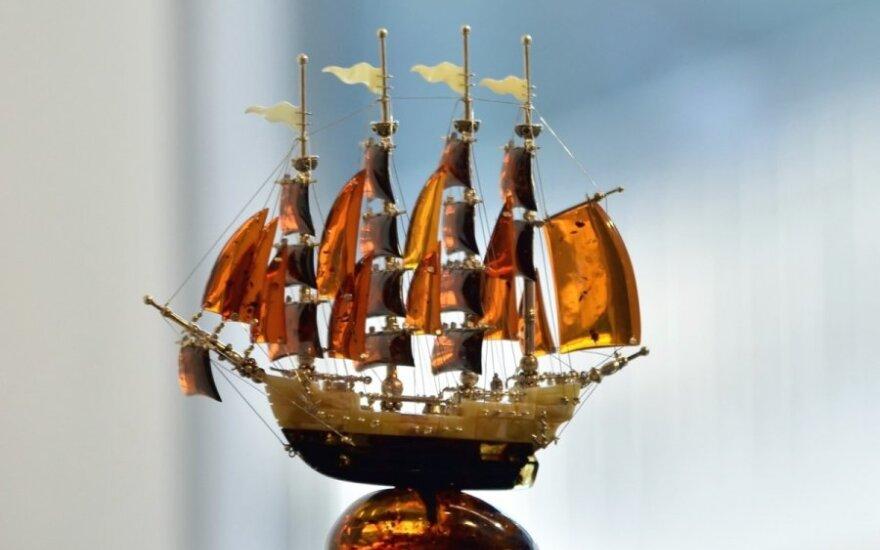 В Вильнюсе - Международная выставка балтийской ювелирики