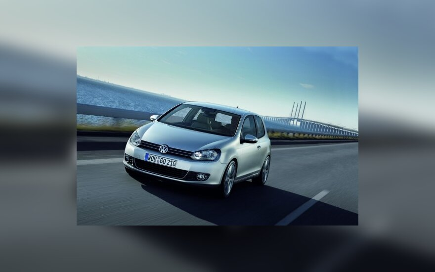 """""""Десятка"""" самых продаваемых автомобилей в Европе"""