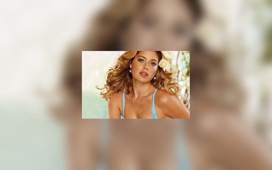 "Даутцен Крез - ""ангел"" Victoria's Secret"
