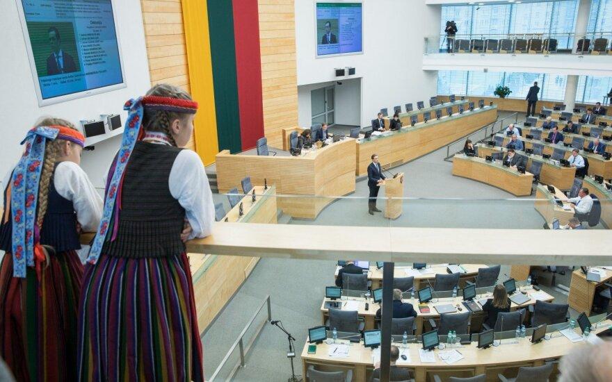 Сейм Литвы одобрил предложение снизить планку референдума