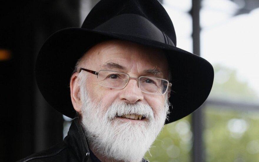 В Англии скончался автор фэнтези Терри Пратчетт