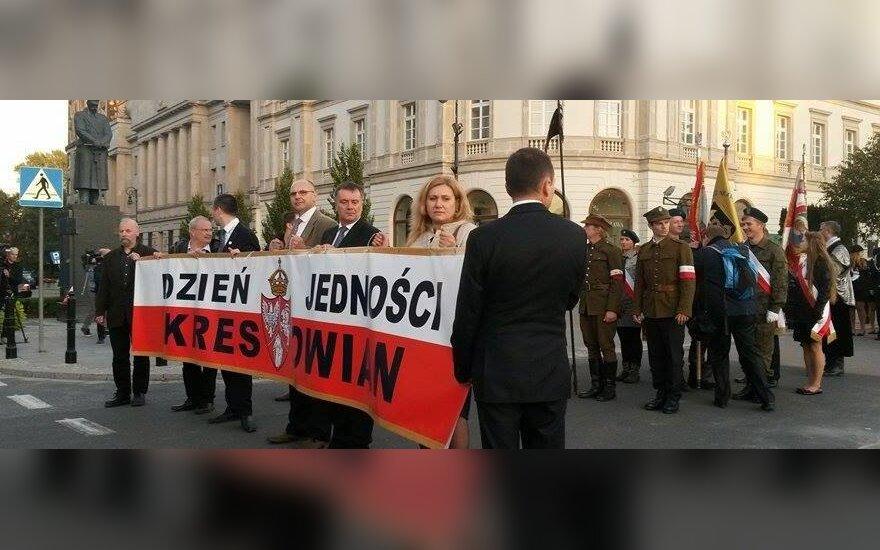 Dzień Jedności Kresowian. Foto: Ludmiła Burlewicz