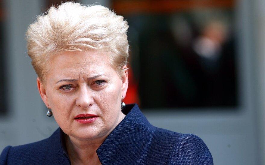 Президент Литвы: армейский призыв через пять лет может стать необходимостью