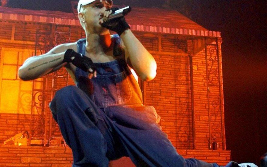 Eminem ma 60 milionów cyberfanów