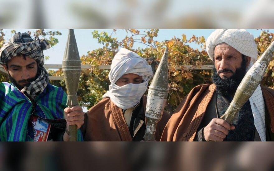Пакистанские талибы выбрали Муллу Фазлуллу новым лидером