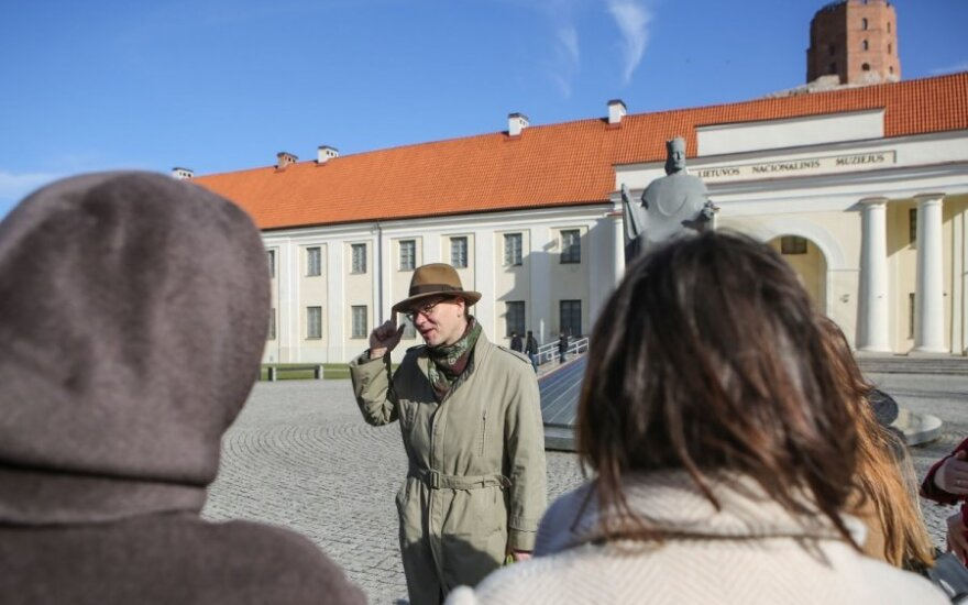 Экскурсии по старому городу Вильнюса - на русском языке