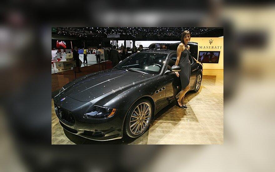 Maserati планирует провести модернизацию