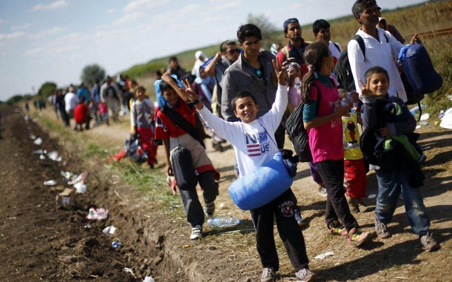 The Washington Post: пять способов решить кризис с беженцами в Европе