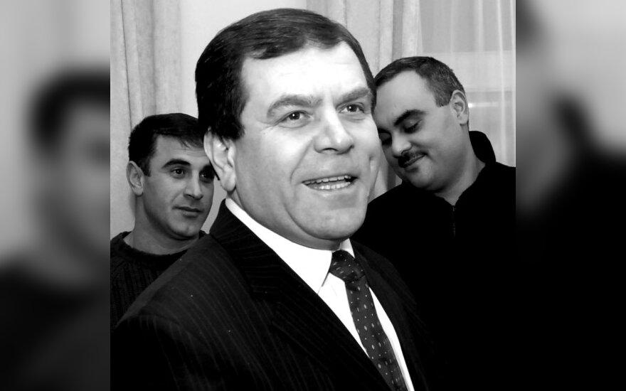 Махир Гамзаев
