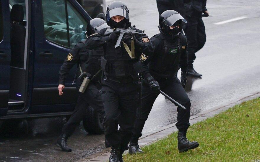 ВИДЕО | Протесты в Беларуси: в Минске начались задержания