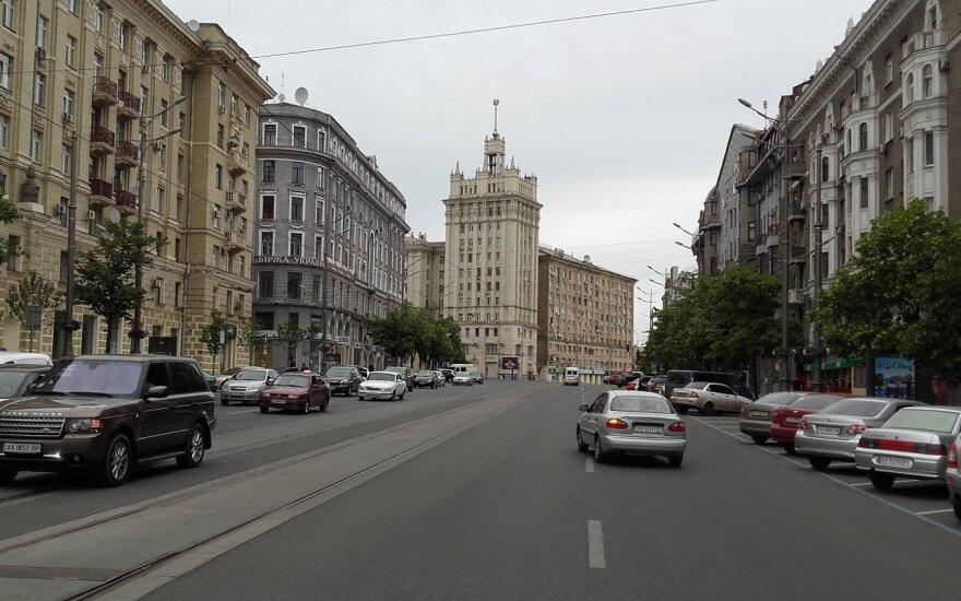 В Харькове проспект снова переименовали в честь Жукова