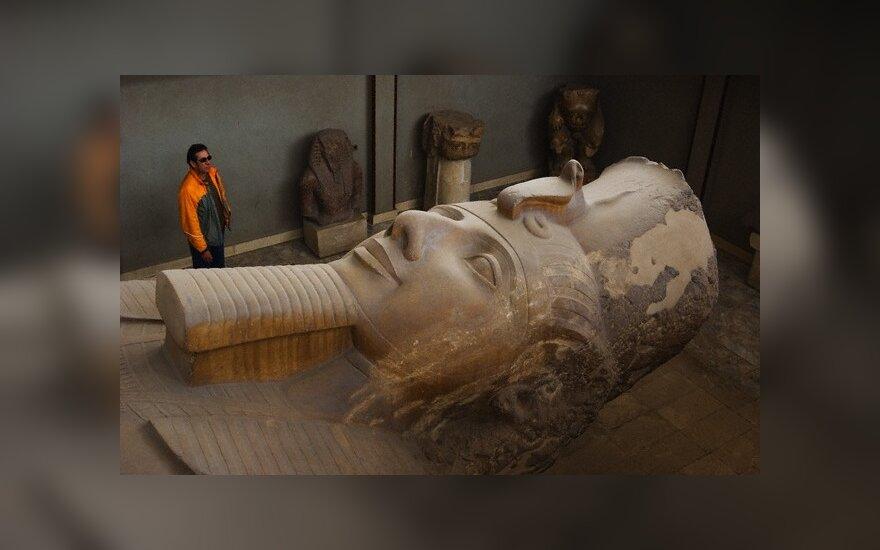 Археологи обнаружили в Египте еще одного фараона