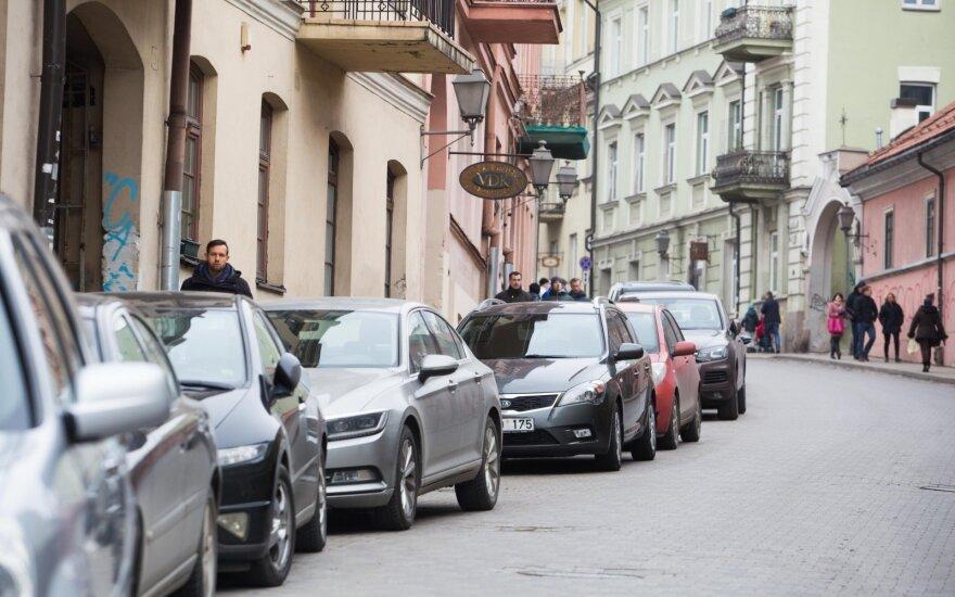 Водители возмущены ситуацией в Ужуписе: там и без Казюкаса кошмар