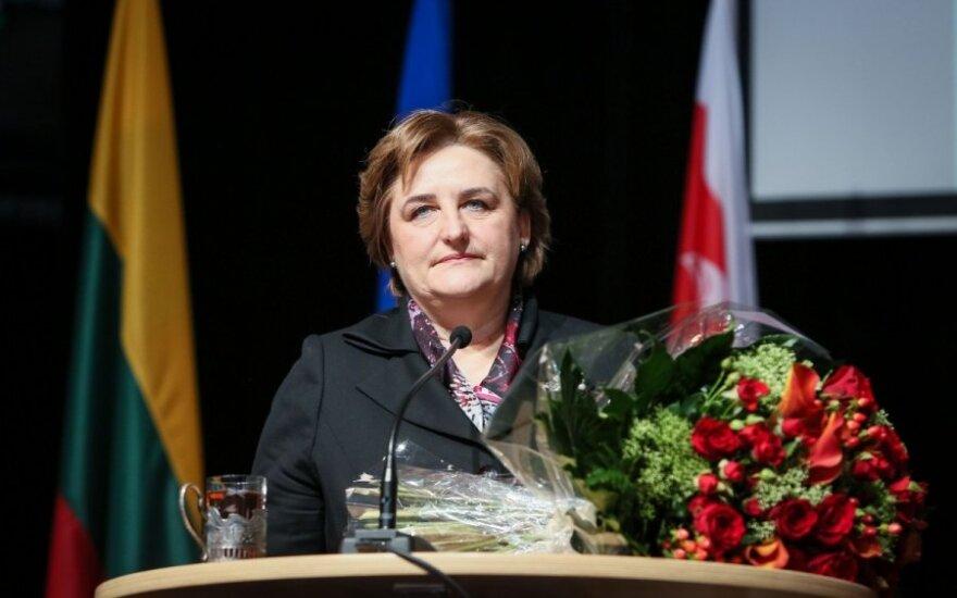 Loreta Graužinienė: Na barki językoznawców zrzucono ogromną odpowiedzialność. Decydować powinni politycy