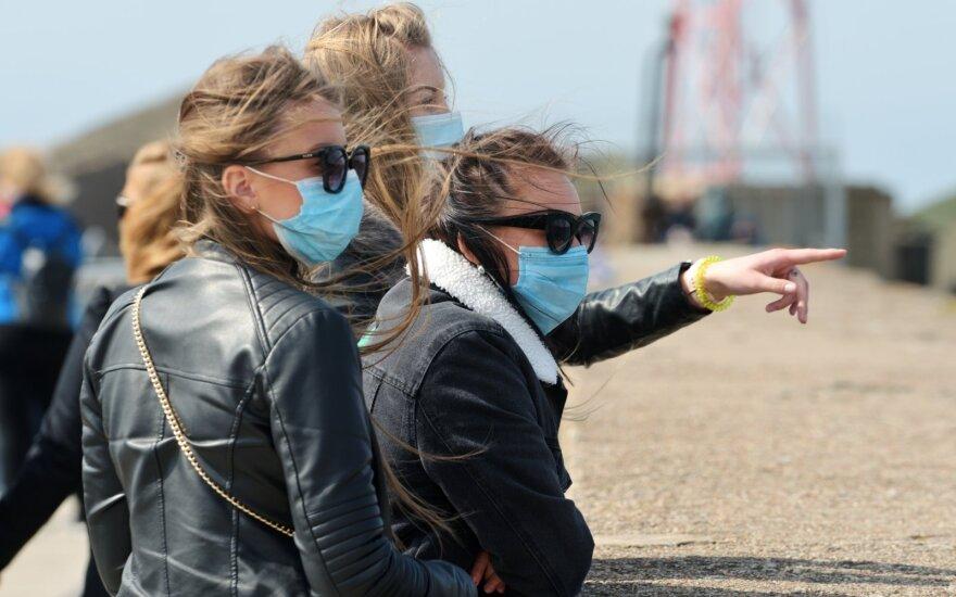 В Клайпеде рассмотрят вопрос о возвращении коронавирусных ограничений. В реанимации увеличилось число больных COVID-19