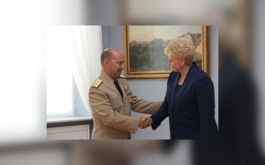 Президент: реформа и концепция должны укрепить НАТО