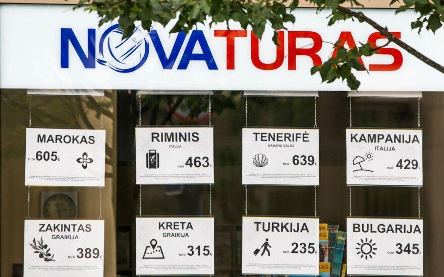 Novaturas надеется на доходы от местного туризма