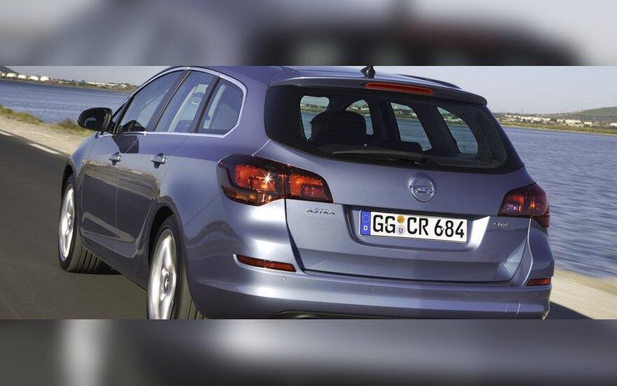 В 2013 году Opel выпустит новый кабриолет