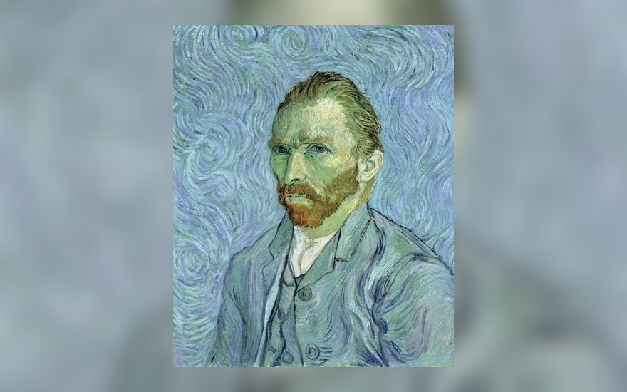 Van Gogho autoportretas
