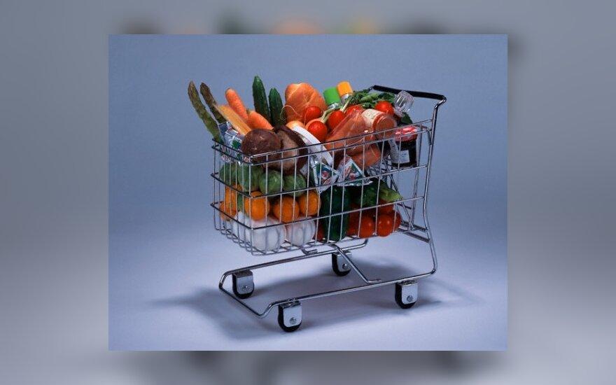 Понемногу дорожают продукты питания