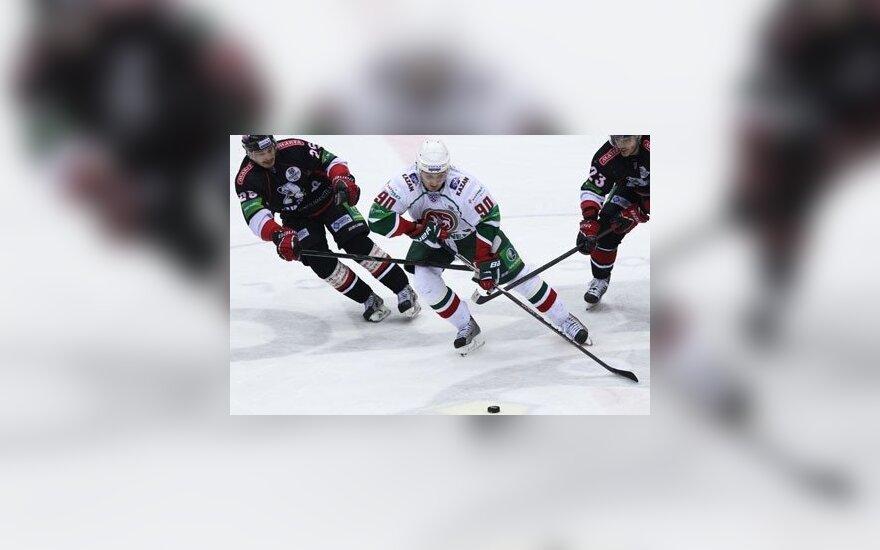 Стартует шестой сезон Континентальной хоккейной лиги