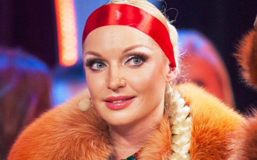 Волочкова шокировала своей фотографией