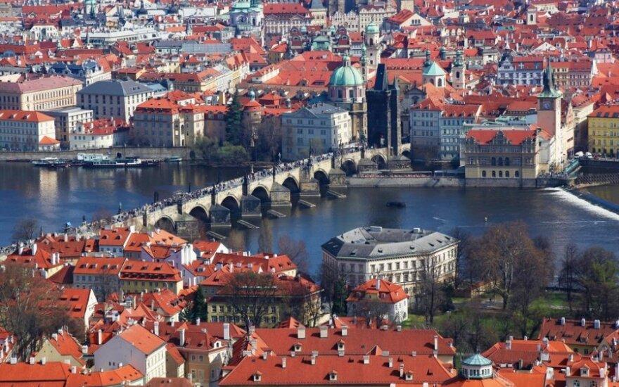 В Праге начало работу независимое русскоязычное телевидение
