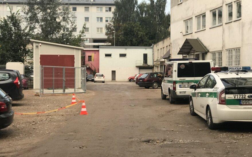 Susišaudymas Vilniuje, Antakalnio gatvėje