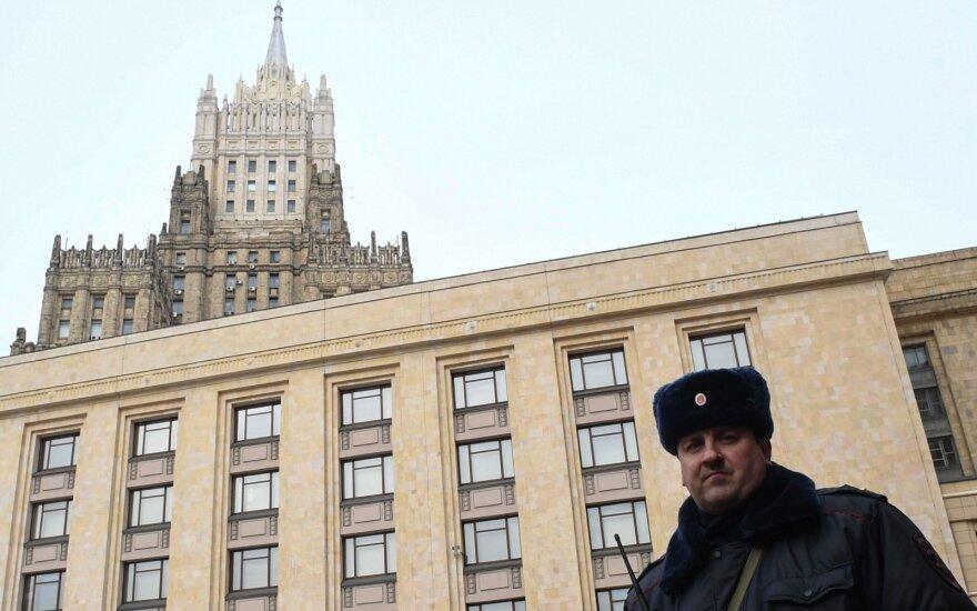МИД РФ заявил о праве России на ответ на санкции ЕС