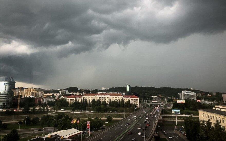 Погода: каждый день будет идти дождь