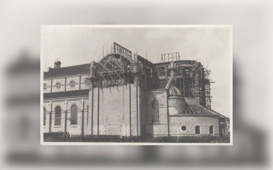 Jubileusz 100-lecia kościoła Opatrzności Bożej w Wilnie