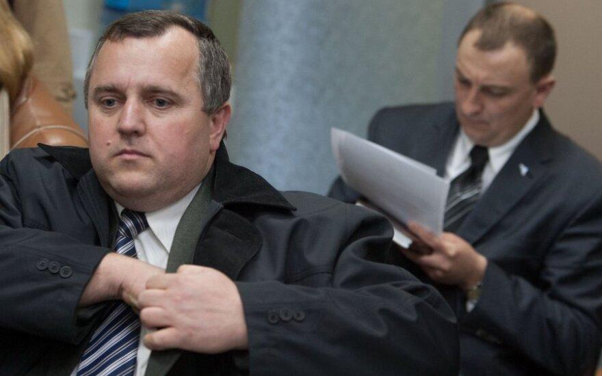 Rimvydas Podolskis, Viačeslavas Ždanovičius