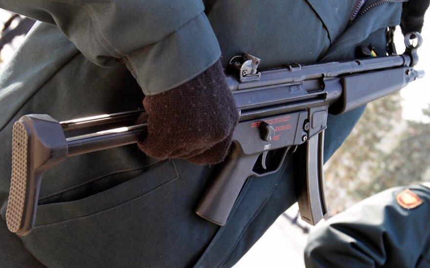 В Забайкалье солдат застрелил восемь человек при смене караула