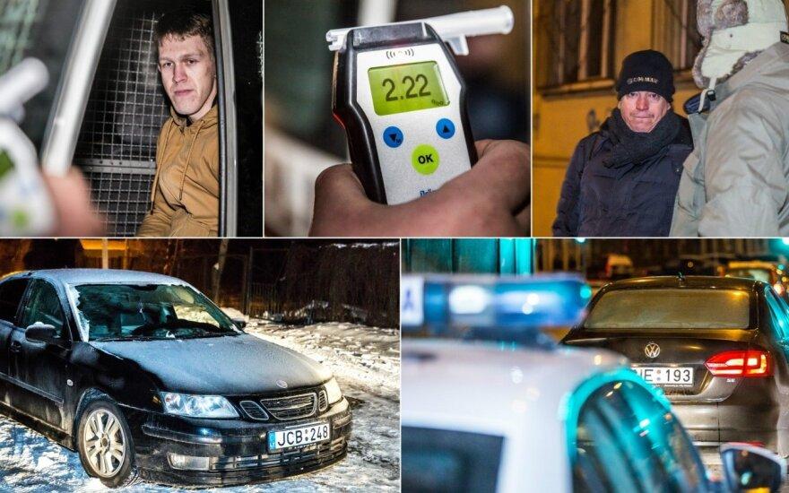 Полиция: пьяных водителей меньше не становится