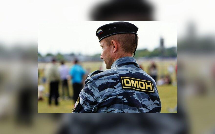 За раздачу обращения З.Прилепина к ОМОН задержаны нацболы