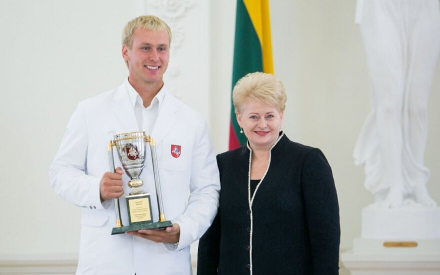 Guoga: Nazwisko sportowca reprezentującego Litwę, nie koniecznie musi być litewskie